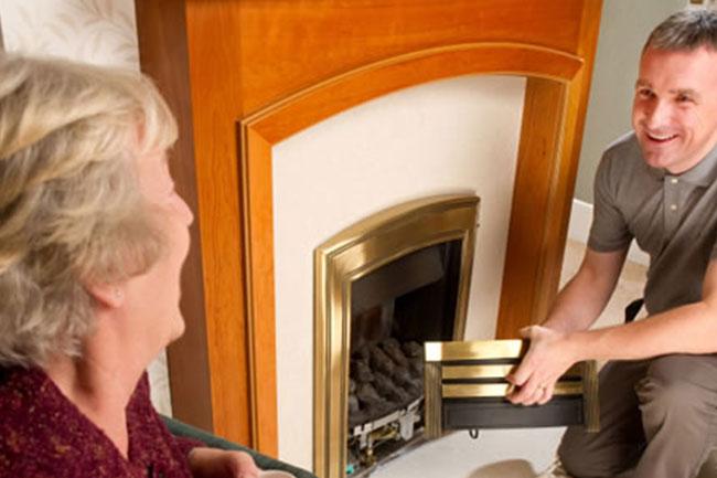 fireplace service michigan