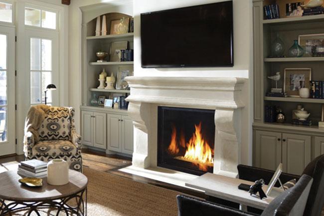fireplace service | overhead door & repair company
