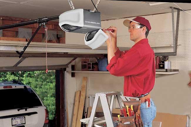 garage door tune upGarage Door Springs  Overhead Door  Fireplace Company