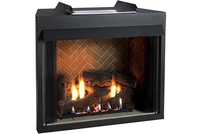 Prime Vent Free Fireplaces Overhead Door Fireplace Company Download Free Architecture Designs Grimeyleaguecom