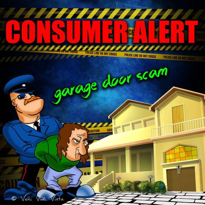 Garage Door Scam